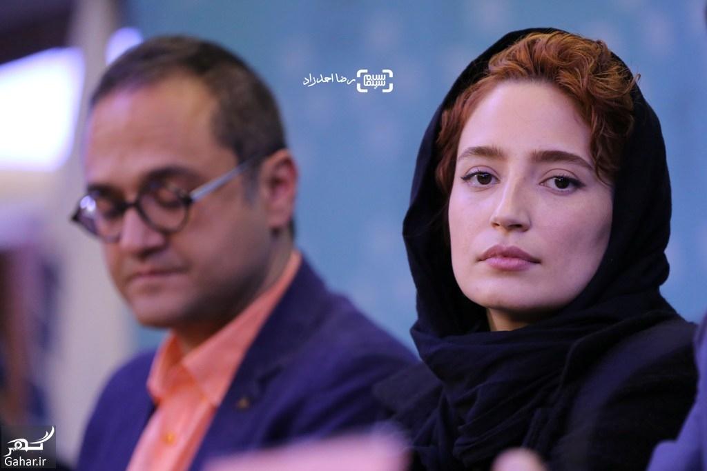 1485952014 نشست خبری فیلم نگار در سی و پنجمین جشنواره فجر + عکس