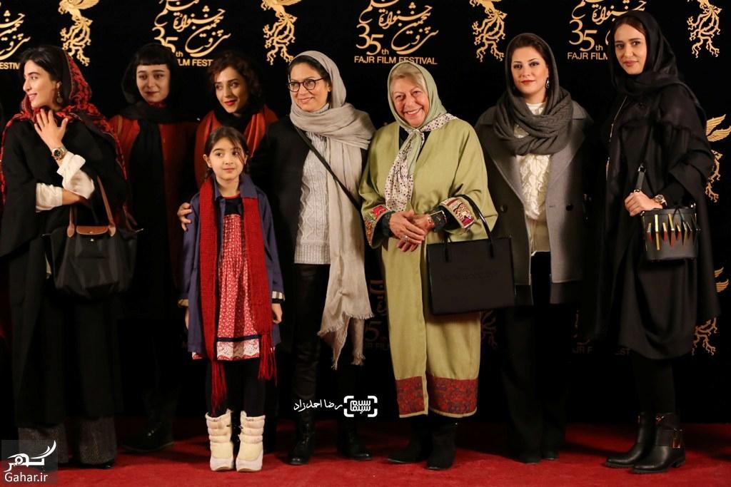 1485954845 عکس های بازیگران در نشست خبری فیلم ویلایی ها  جشنواره فجر 35