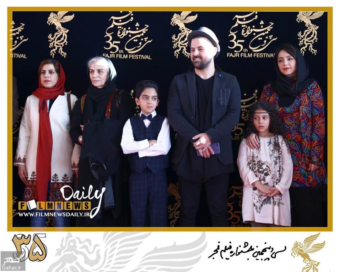 1485960940 عکس های بازیگران در فرش قرمز فیلم مادری   سی و پنجمین جشنواره فیلم فجر
