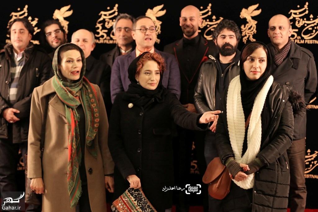 1485969219 نشست خبری فیلم نگار در سی و پنجمین جشنواره فجر + عکس