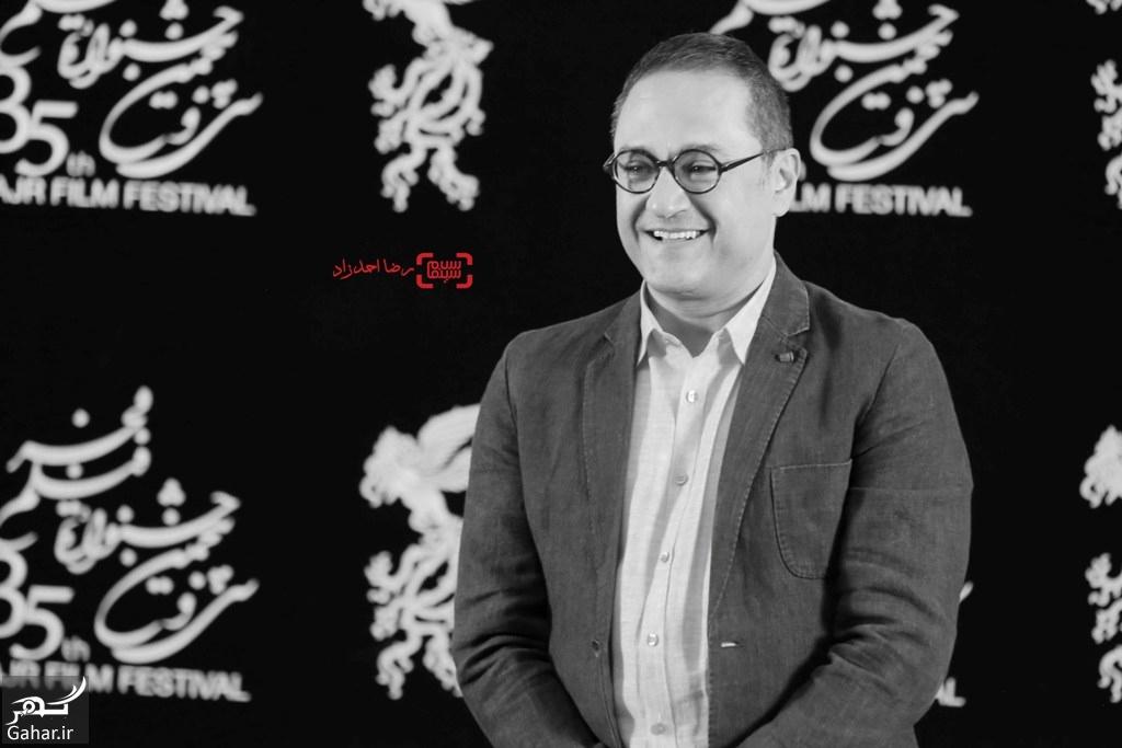 1485987557 نشست خبری فیلم نگار در سی و پنجمین جشنواره فجر + عکس