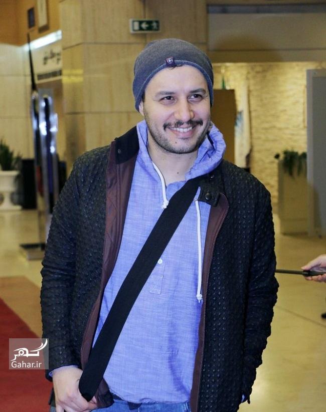 1486003458 عکسهای بازیگران در سومین روز جشنواره فیلم فجر 95