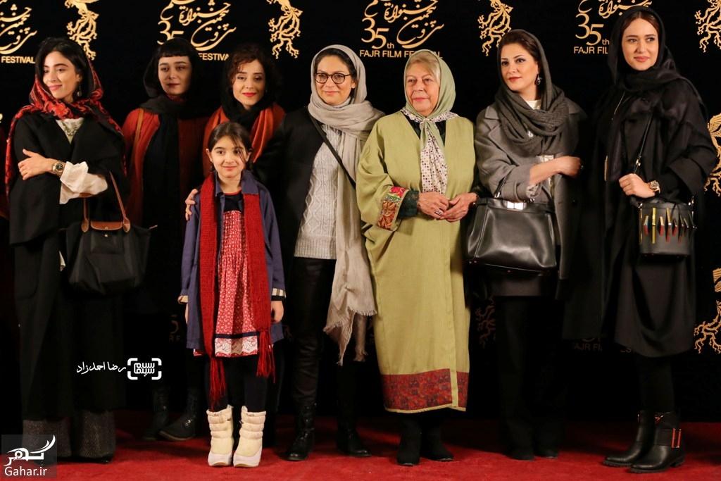 1486023716 عکس های بازیگران در نشست خبری فیلم ویلایی ها  جشنواره فجر 35