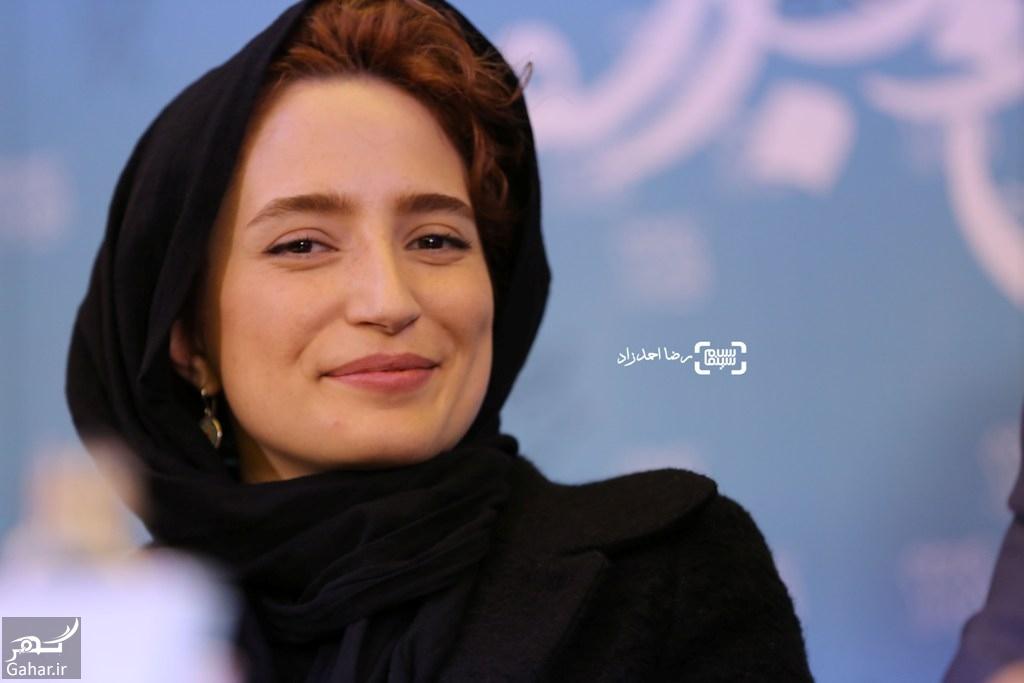 1486026366 نشست خبری فیلم نگار در سی و پنجمین جشنواره فجر + عکس