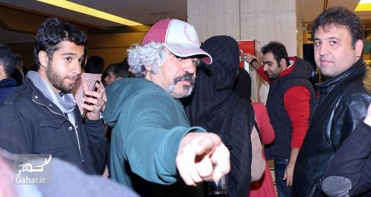 1486035101 عکسهای بازیگران در سومین روز جشنواره فیلم فجر 95