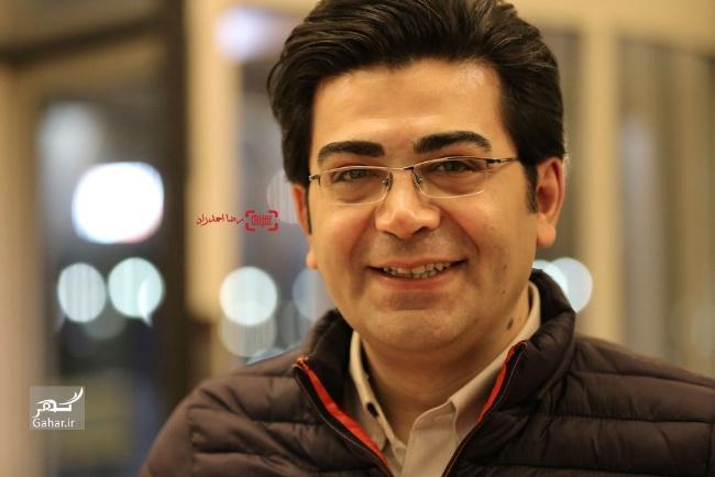 1486113413 عکس های بازیگران در چهارمین روز از سی و پنجمین جشنواره فیلم فجر