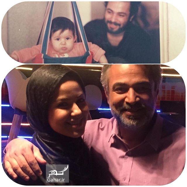 1486116334 عکس های حسن جوهرچی و دخترش آوا