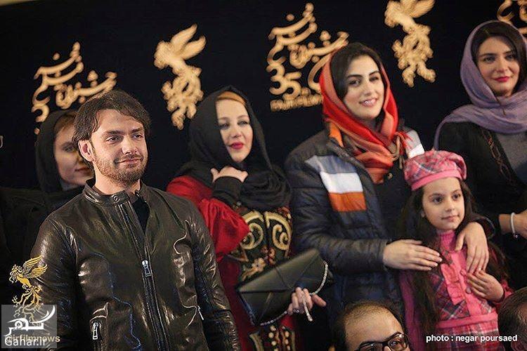 1486138976 عکس های لیندا کیانی و بهنوش بختیاری در اکران فیلم انزوا جشنواره فجر 95