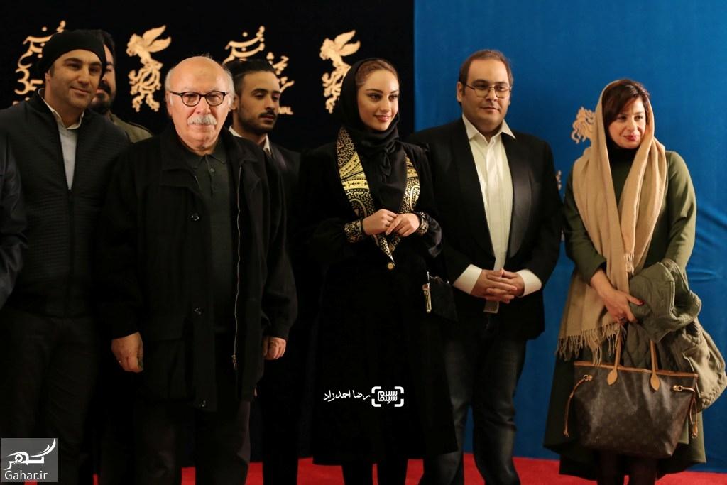 1486143214 عکس های بازیگران در نشست فیلم فراری؛جشنواره فجر 95