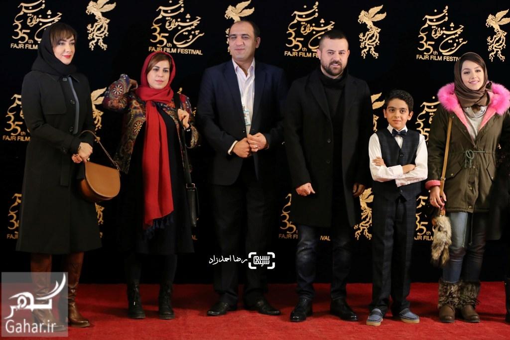1486155622 عکس های بازیگران در چهارمین روز از سی و پنجمین جشنواره فیلم فجر