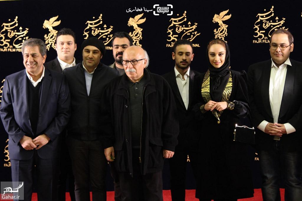 1486162203 عکس های بازیگران در نشست فیلم فراری؛جشنواره فجر 95