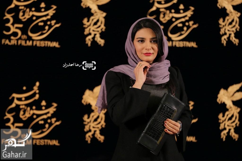 1486171216 عکس های لیندا کیانی و بهنوش بختیاری در اکران فیلم انزوا جشنواره فجر 95