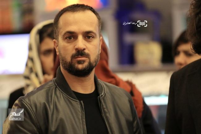 1486177627 عکس های بازیگران در چهارمین روز از سی و پنجمین جشنواره فیلم فجر
