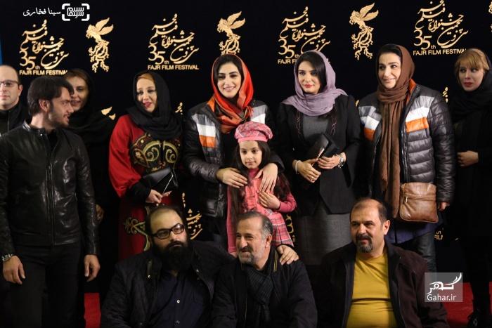 1486187405 عکسهای بازیگران در نشست فیلم انزوا در جشنواره فیلم فجر 95