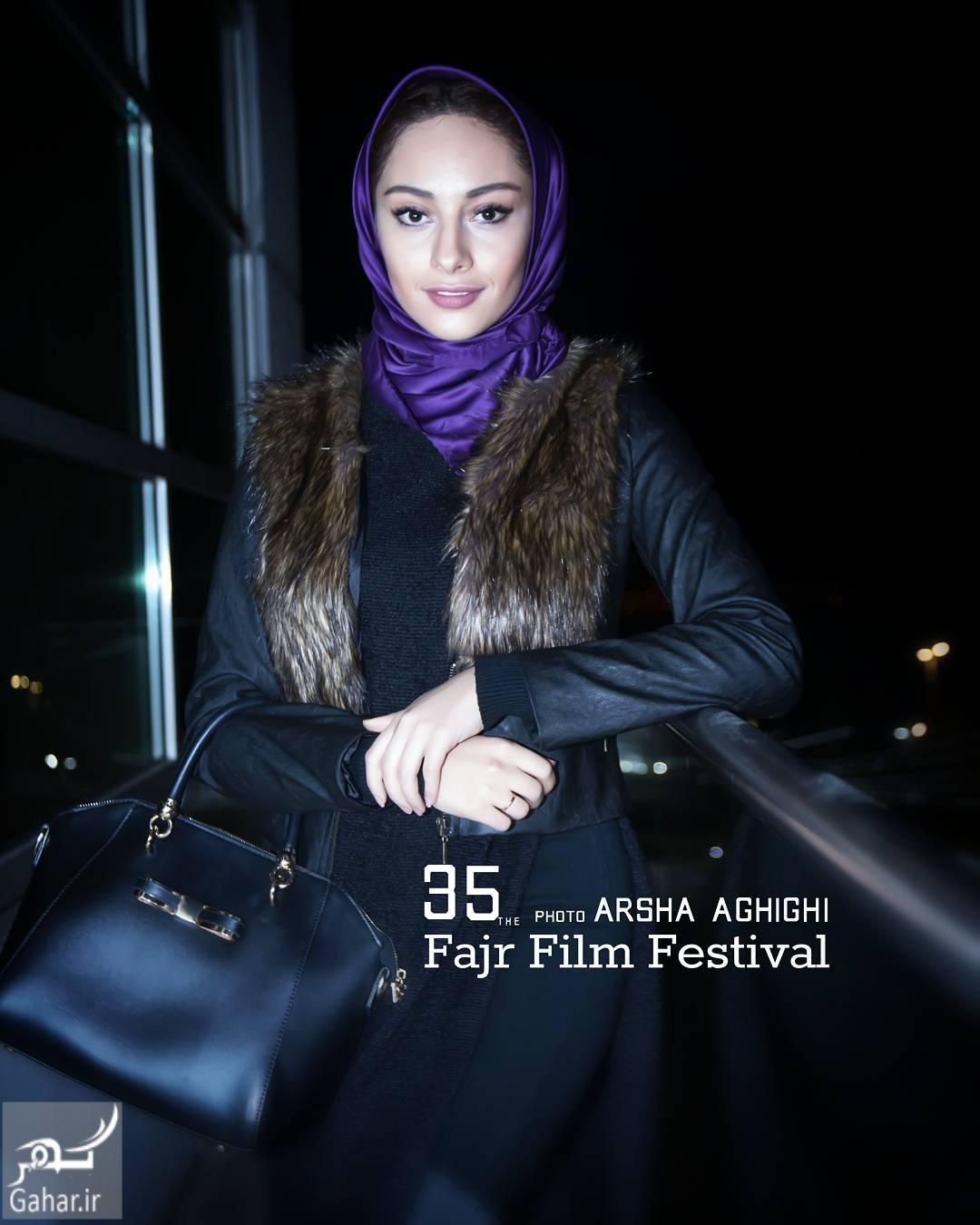1486204720 حضور بازیگران در روز ششم از جشنواره فیلم فجر 95 ؛ عکس