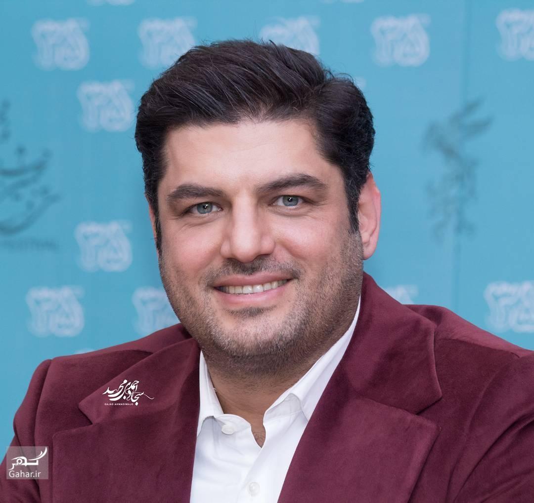 1486209031 حضور بازیگران در روز ششم از جشنواره فیلم فجر 95 ؛ عکس