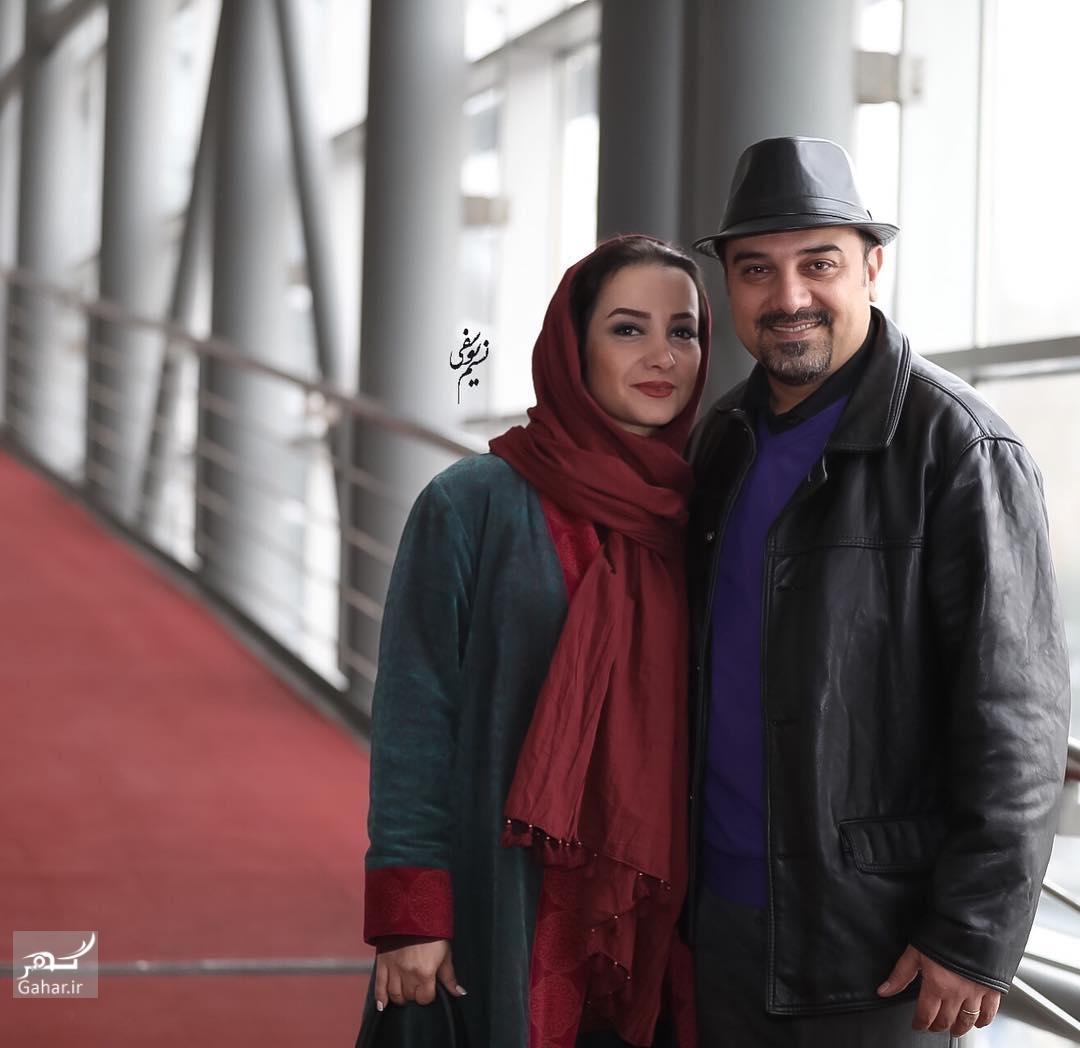 1486264004 حضور بازیگران در روز ششم از جشنواره فیلم فجر 95 ؛ عکس
