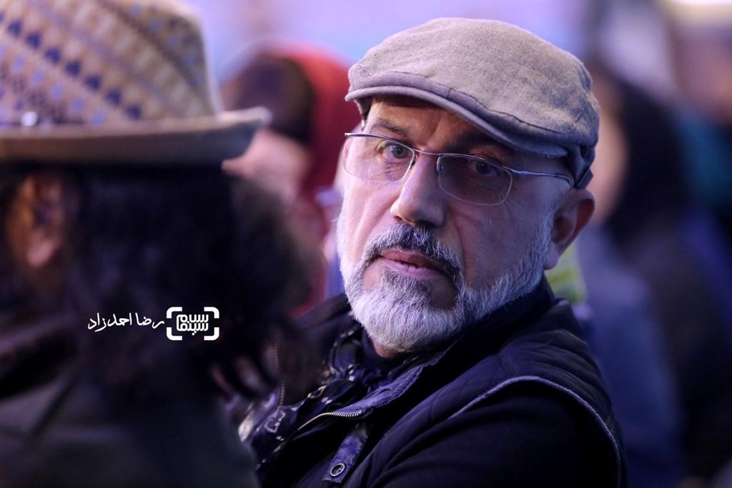 1486267674 عکس های بازیگران در نشست فیلم زیر سقف دودی جشنواره فجر 95