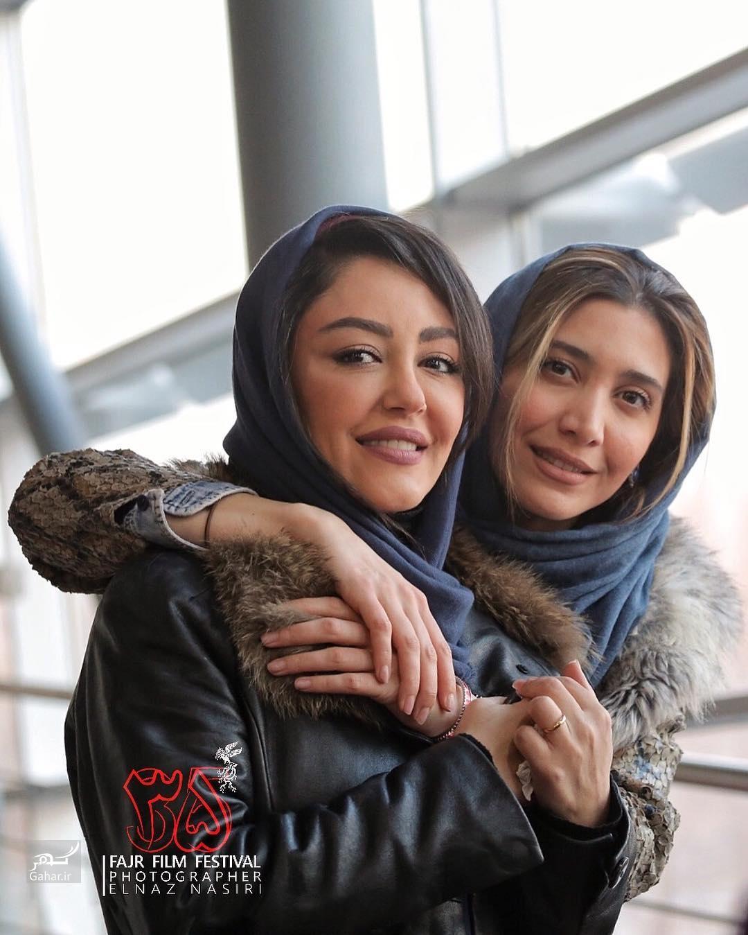 1486273432 عکس های بازیگران در نشست خبری فیلم تابستان داغ ؛ جشنواره فجر 95