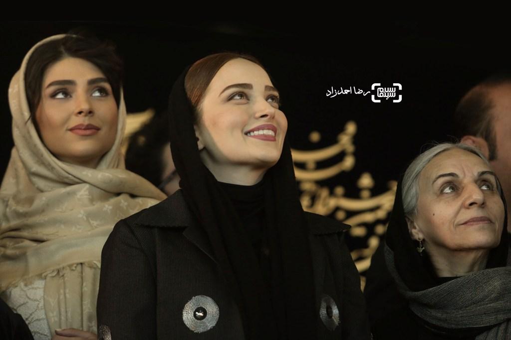 1486295931 عکس های بازیگران در نشست فیلم زیر سقف دودی جشنواره فجر 95