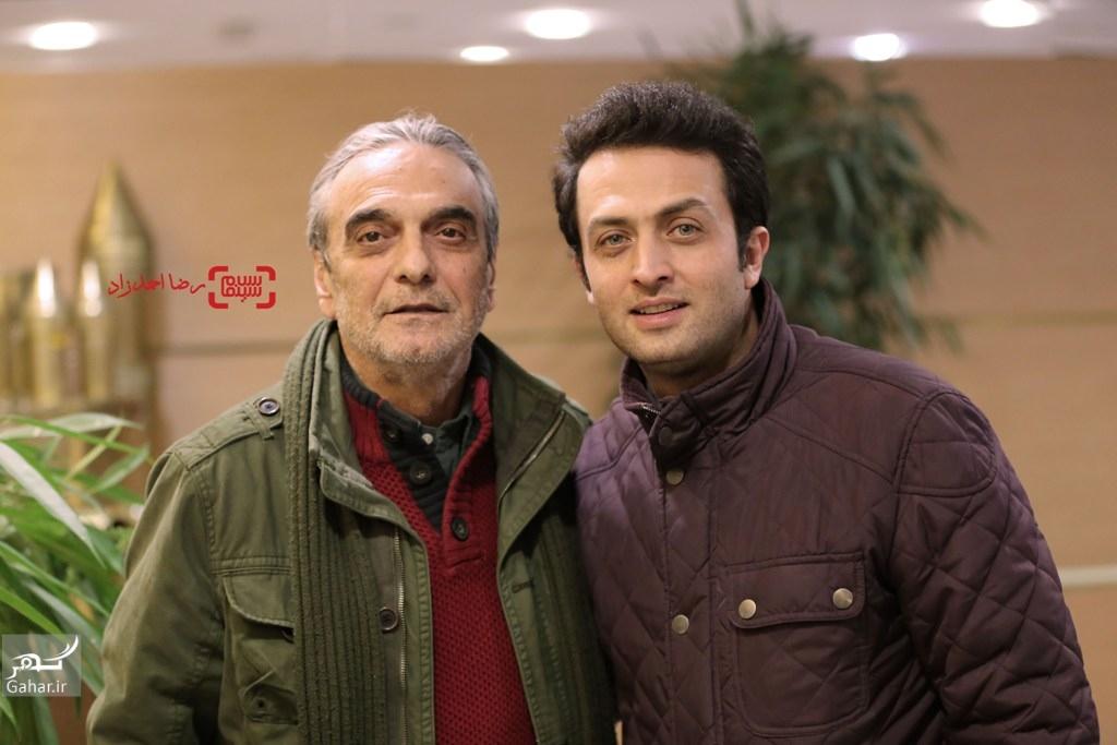 1486341662 عکس های هنرمندان در اکران فیلم سارا و آیدا جشنواره فجر 95