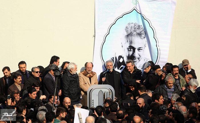1486367712 عکس های مراسم تشییع حسن جوهرچی با حضور بازیگران