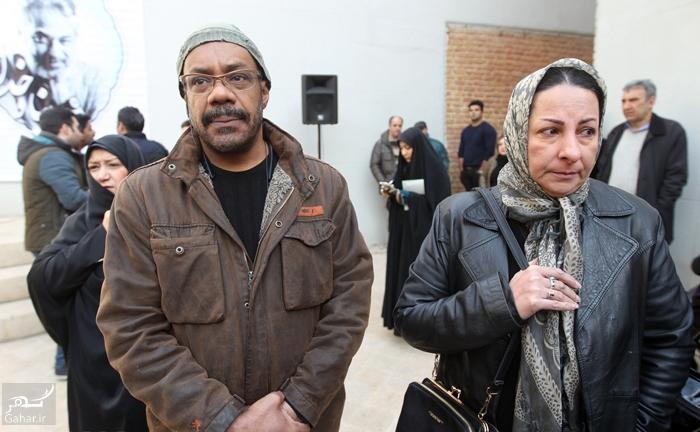 1486391193 عکس های مراسم تشییع حسن جوهرچی با حضور بازیگران