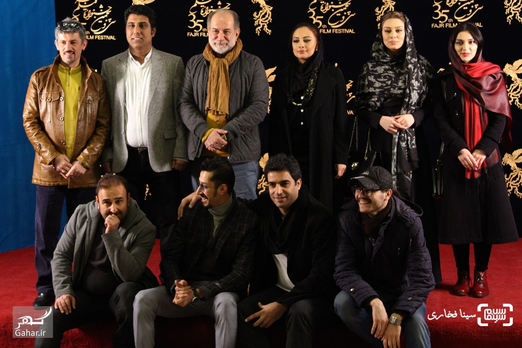 1486400607 اکران و نشست فیلم کارگر ساده نیازمندیم سی و پنجمین جشنواره فجر + عکس