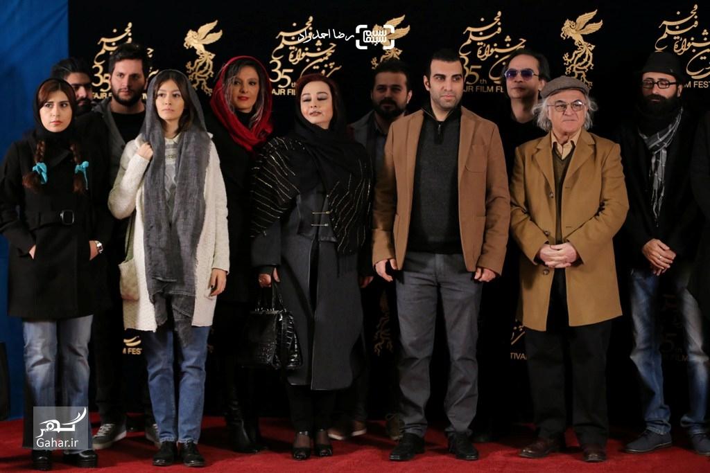 1486429394 هنرمندان در اکران فیلم خفگی سی و پنجمین جشنواره فجر + عکس