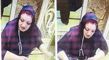 1486557796 زنی که میلیونی طلا دزدی می کند + عکس