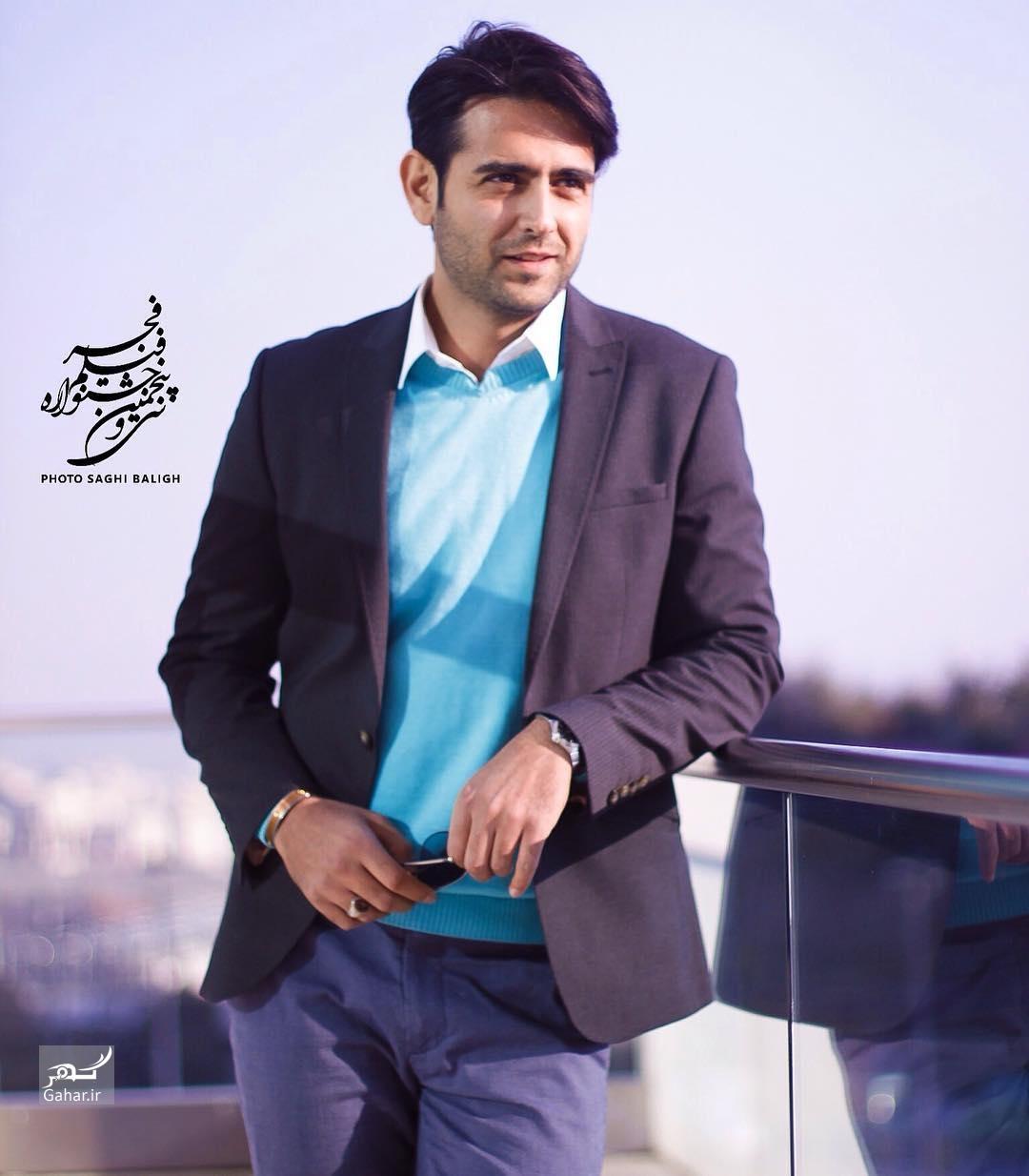 1486606379 بازیگران در روز یازدهم از سی و پنجمین جشنواره فجر؛عکس