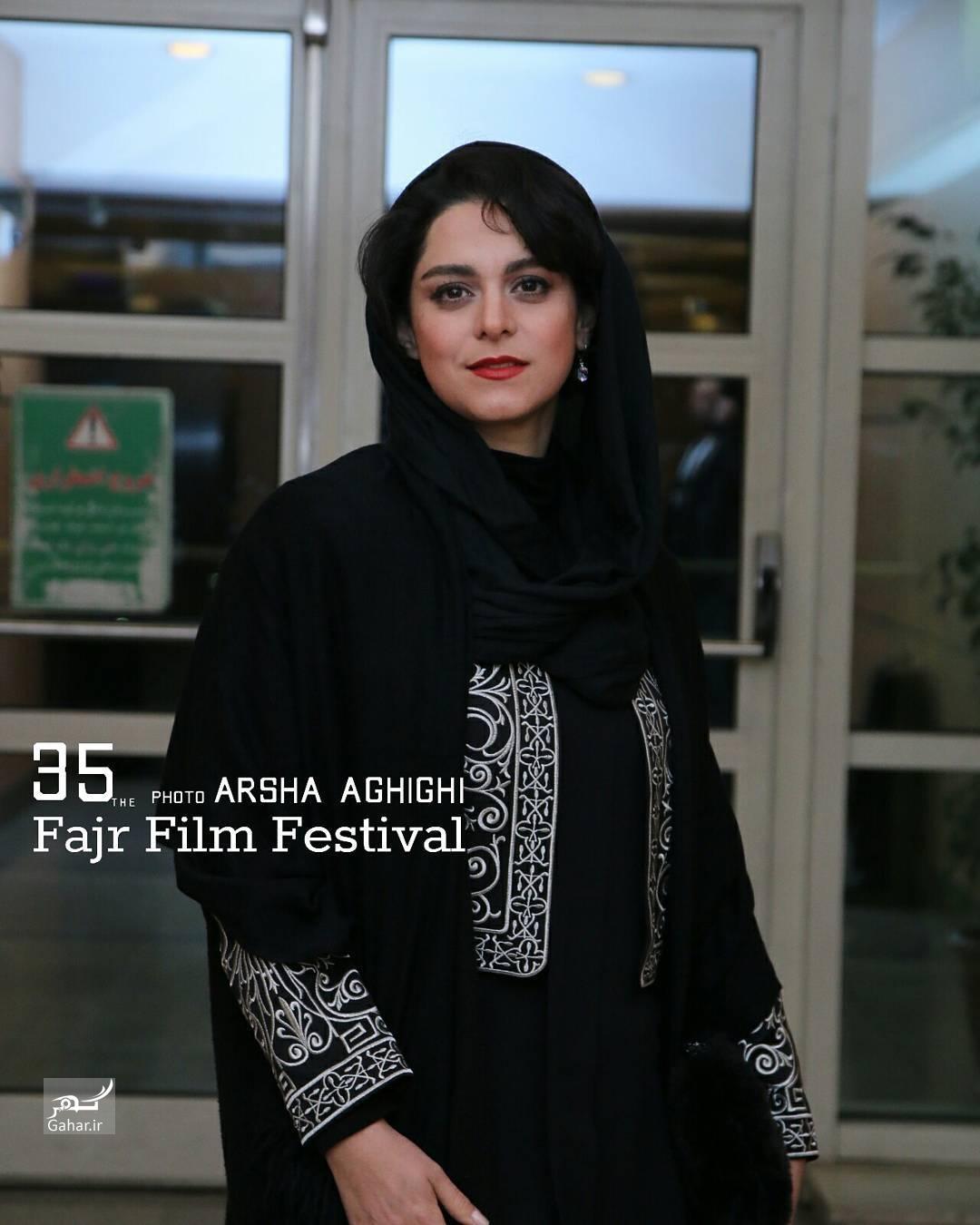 1486706741 عکس های هنرمندان در مراسم اختتامیه سی و پنجمین جشنواره فجر