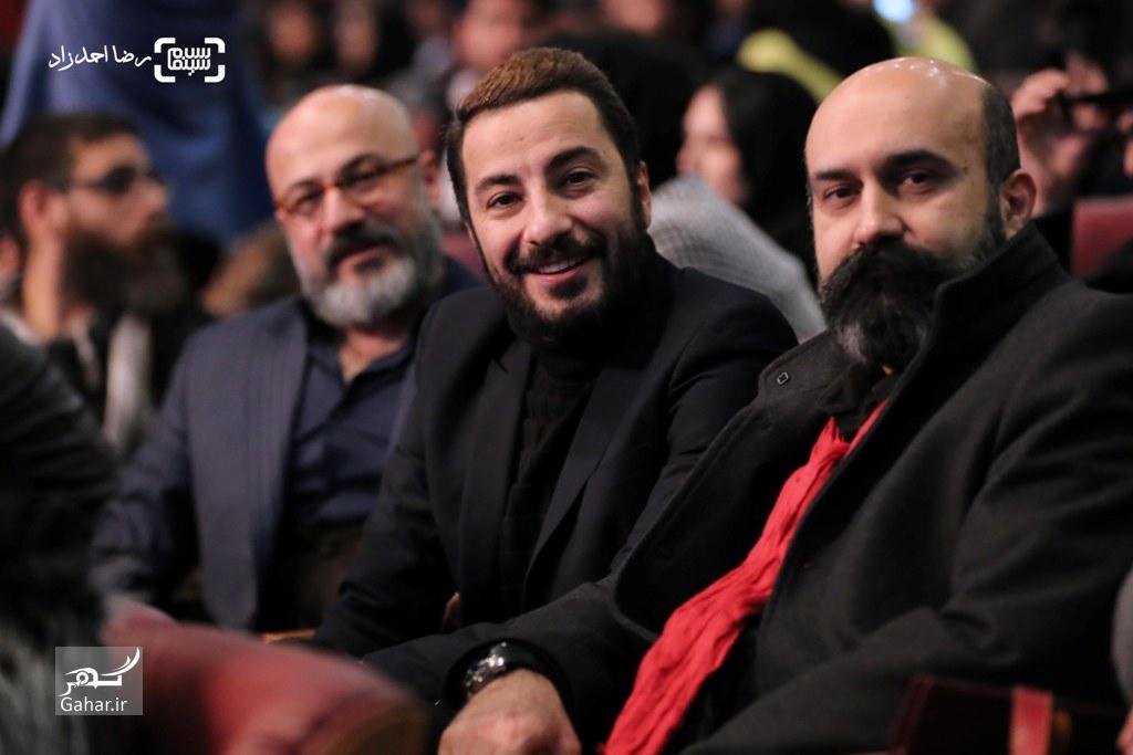 1486727426 عکس های هنرمندان در مراسم اختتامیه سی و پنجمین جشنواره فجر