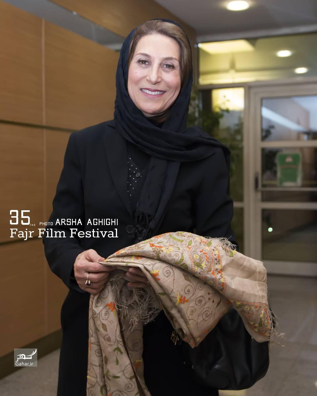 1486736055 عکس های هنرمندان در مراسم اختتامیه سی و پنجمین جشنواره فجر