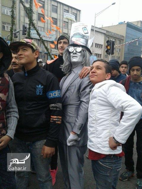 1486772772 عکس های دیدنی از راهپیمایی 22 بهمن 95 ؛