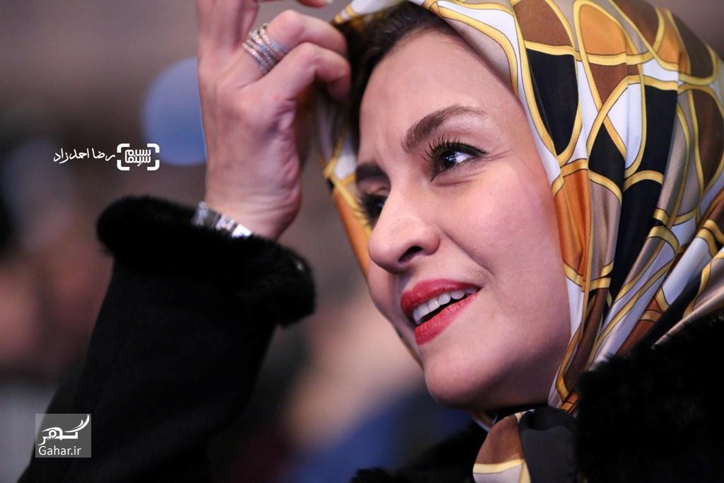 1486793760 عکس های هنرمندان در مراسم اختتامیه سی و پنجمین جشنواره فجر