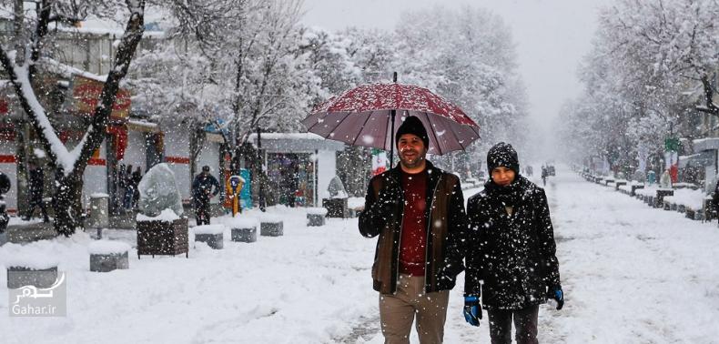 1486885023 برف بازی مردم همدان در زمستان زیبا ؛ تصاویر