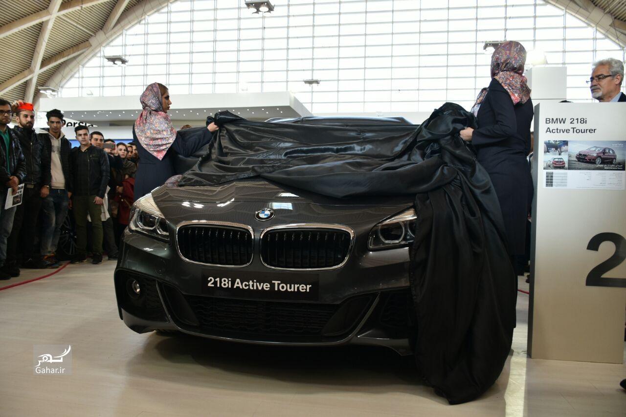 1487143363 عکسهای رونمایی از ماشینهای جدید BMW در ایران