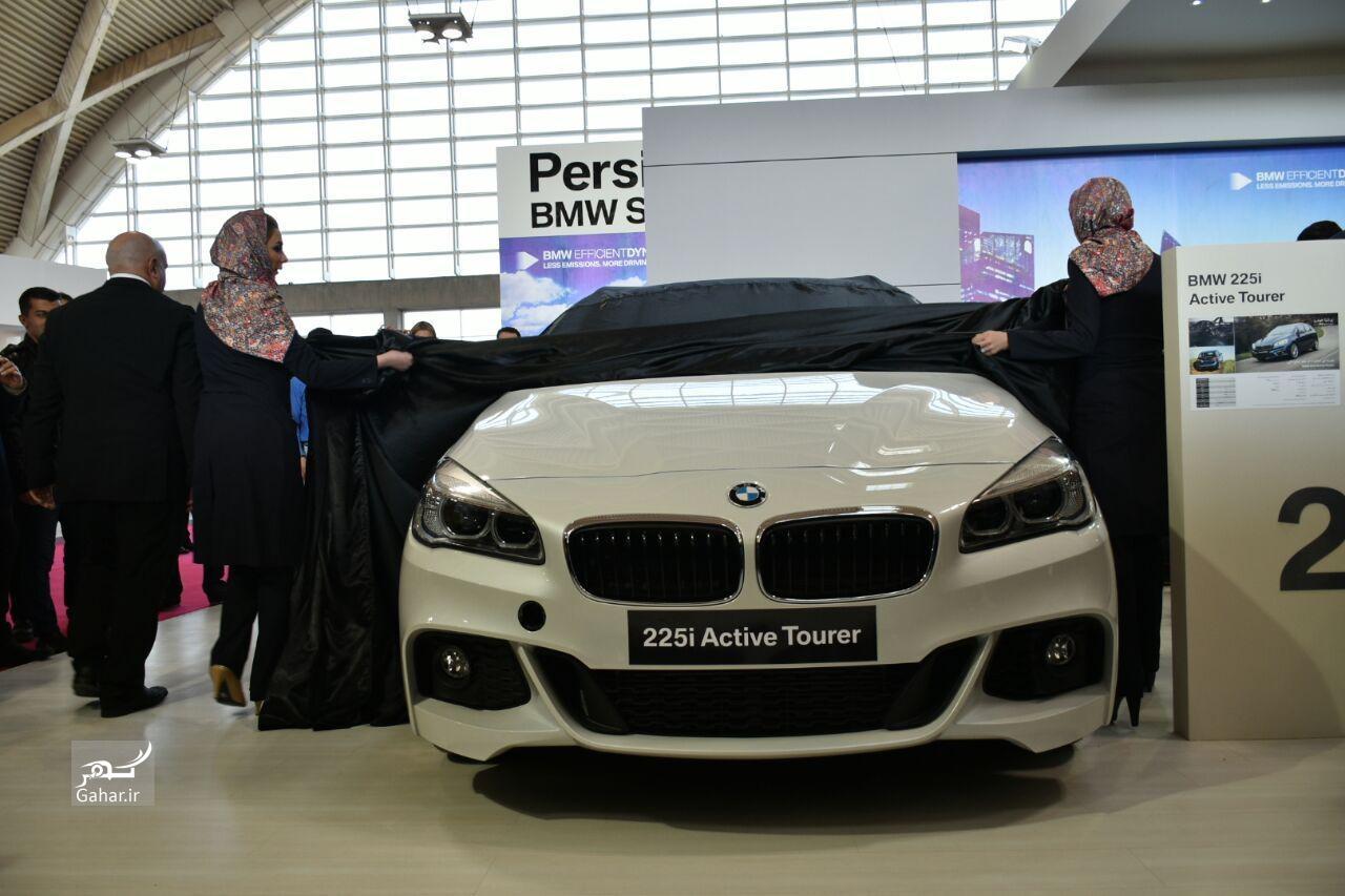 1487168987 عکسهای رونمایی از ماشینهای جدید BMW در ایران