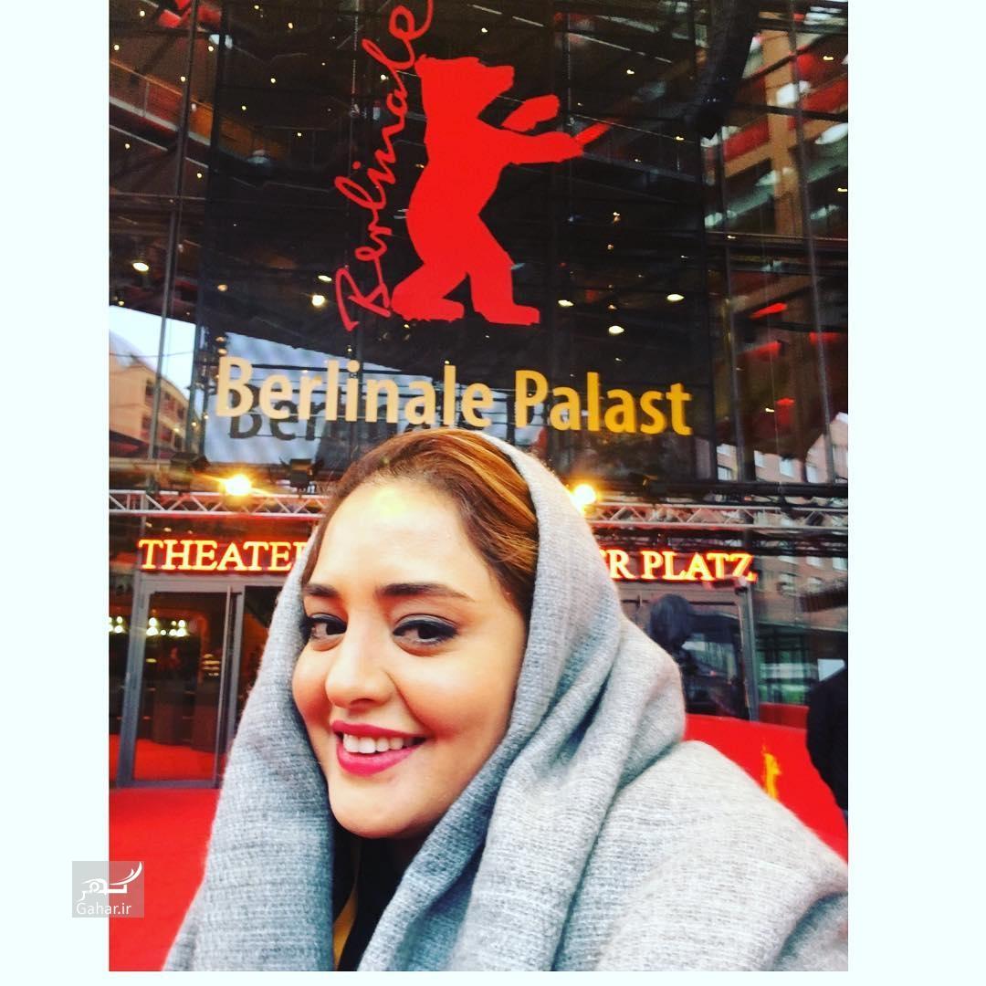 1487375890 عکس های نرگس محمدی در جشنواره برلین   آلمان