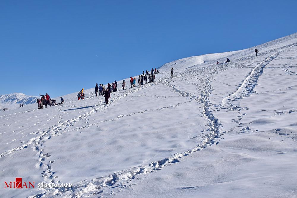 1487379858 عکس های دیدنی مردم در برف زمستانی لرستان