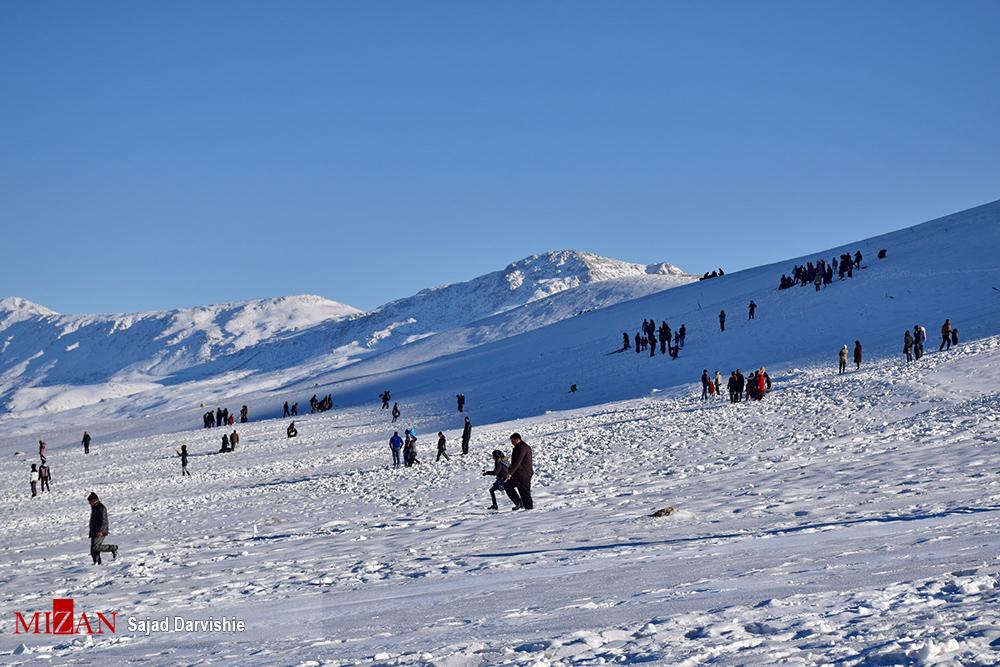 1487381750 عکس های دیدنی مردم در برف زمستانی لرستان