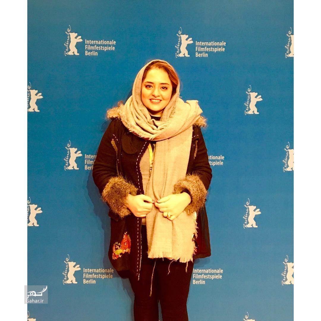 1487415593 عکس های نرگس محمدی در جشنواره برلین   آلمان