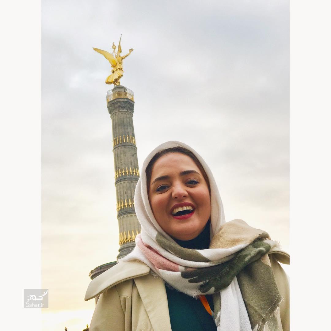1487439499 عکس های نرگس محمدی در جشنواره برلین   آلمان
