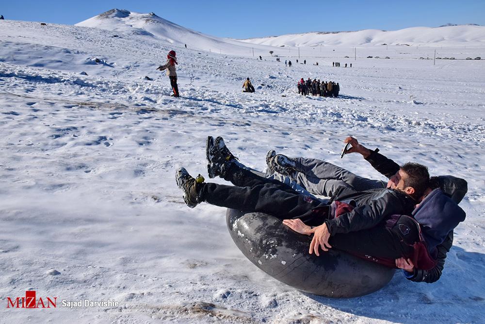 1487445675 عکس های دیدنی مردم در برف زمستانی لرستان
