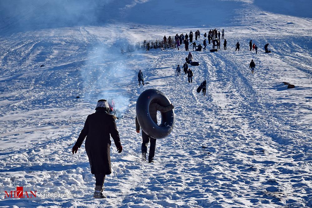 1487453036 عکس های دیدنی مردم در برف زمستانی لرستان