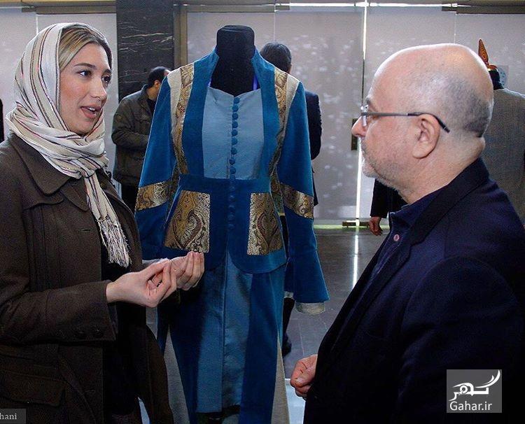 1487772244 نیکی مظفری؛طراح لباس جشنواره بین المللی مد و لباس فجر + عکس
