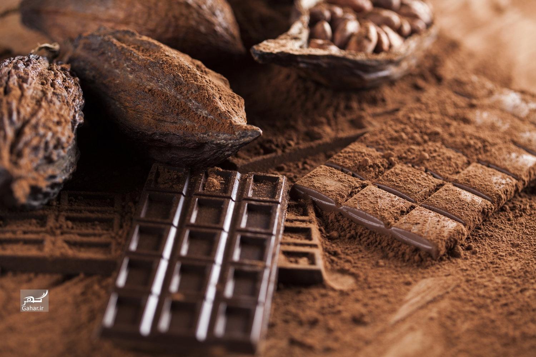 1487789886 آیا می دانید شکلات و کاکائو چه تفاوتی دارند؟ خواص کاکائو برای سلامتی بدن را اینجا بخوانید
