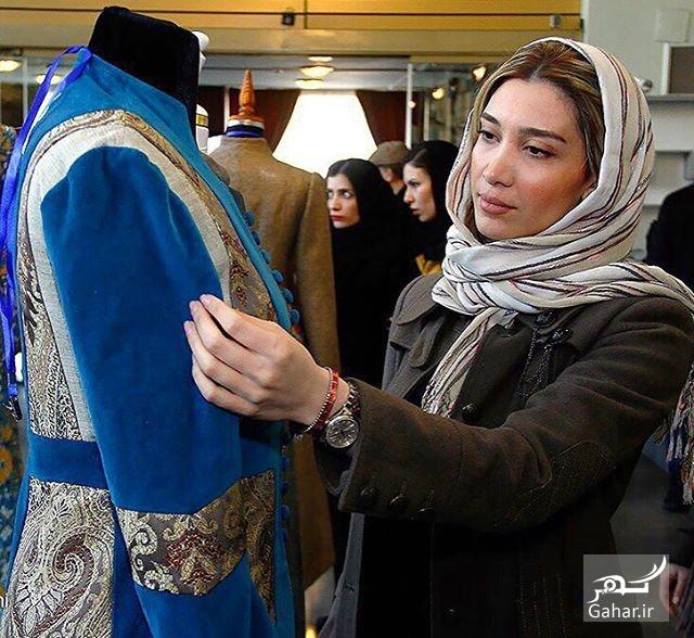 1487797870 نیکی مظفری؛طراح لباس جشنواره بین المللی مد و لباس فجر + عکس
