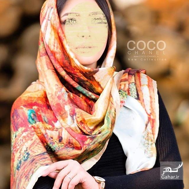 1488455321 مدل جدید روسری و شال عید 96